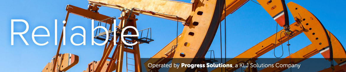 Reliable Operated by Progress Solutions